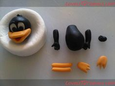 Looney Tunes Cake Topper Tutorial