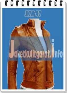 Jaket Kulit Wanita JKW 47