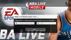 NBA LIVE Mobile Generator is an online Tool that will help you to generate Coins and nba Cash on your iOS or Android device! Nba Live Mobile Hack, Mobile Generator, Mobile Marketing, Digital Marketing, Website Features, Test Card, Hack Online, Mobile Game, Xbox One