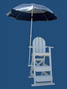 Lifeguard chair plans | woodworking | Home