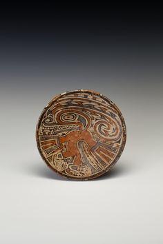 Pedestal Plate - ancient americas