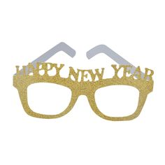 Prettyia Glitter New Year Party Glasses Christmas Holiday Sunglasses Prop