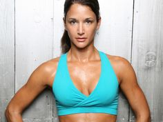 Diary of a Fitness Model  How a multitasking, bicoastal pro keeps her body ready for a