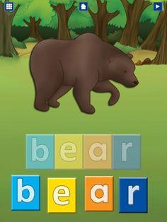 Kids First Words With Phonics – A Nice App for Learning to Read and Spell