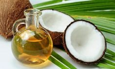 Coconut oils is very good for your skin.