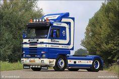 Scania 143S 420 Streamline