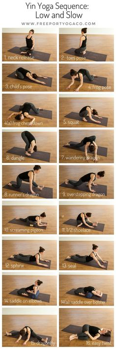 """This month's Yin Yoga Sequence is aptly titled """"Low and Slow"""", inviting an earthy, grounded energy, and physically, targeting the lower body, including the feet and ankles. As always, I take into consideration my runners and athletes, who are currently coming off race season, or getting ready for the last big races, and this sequence is perfect for either phase of training. 1 Yoga Tip For a Tiny Belly..."""