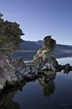 Tufa Formations At Mono Lake | Flickr - Photo Sharing!