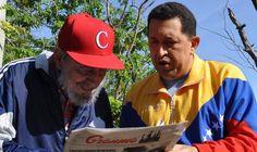 Un tuit de Hugo Chávez sobre Fidel Castro del año 2012 se vuelve viral - http://www.notiexpresscolor.com/2016/11/28/un-tuit-de-hugo-chavez-sobre-fidel-castro-del-ano-2012-se-vuelve-viral/