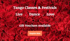 New course dates for Tango Foundation in the UAE. Private classes in Switzerland. Festivals in Europe. Discounts on shoes and more!
