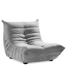 Zuo Modern Circus Grey Chair