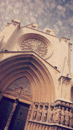 Catedral de Tarragona. #tarraco #cathedral #history #mediterranean #trip