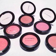 .@makeupval | #1 blushes for me ☺️ #maccosmetics #blush | Webstagram - the best Instagram viewer
