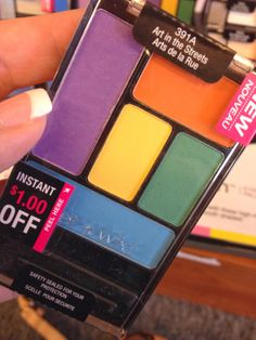 Wet N Wild Color Icon Powder Play featuring The Naked Truth via @Laura Gallaway