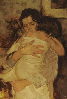 Blank Canvas - An Interview with Joseph Lorusso - Master Oil Painting Mother And Child Painting, Painting For Kids, Painting Art, Painting Lessons, Joseph Lorusso, Mother Art, Wow Art, Paintings I Love, Oil Paintings