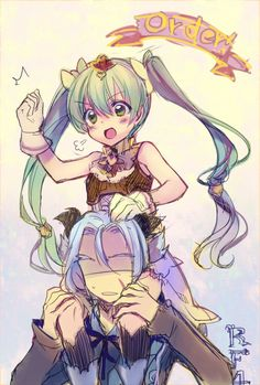 Dylas and Frey, Rune Factory 4. I ship it!