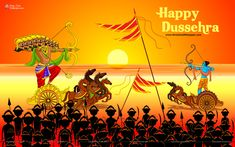 Dussehra HD Wallpapers, Photos & Images Download
