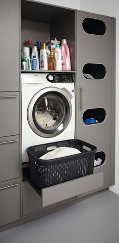 Laundry room to wash and fold your clothes basement diy organization decor &; Laundry room to wash and fold your clothes basement diy organization decor &; d besstthomedecoo Best Decorations […] Laundry Room Laundry Room Cabinets, Laundry Room Storage, Laundry Room Design, Basement Laundry, Drawer Storage, Bathroom Storage, Laundry Decor, Diy Cupboards, Laundry Area