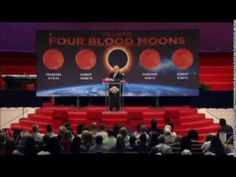 Blood Moons by John Hagee (Full Sermon).  Video lasts 1:58:44. (3/23/2014)  Christian  (CTS)  to see