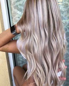 71 most popular ideas for blonde ombre hair color - Hairstyles Trends Beautiful Long Hair, Gorgeous Hair, Gorgeous Blonde, Cool Blonde, Blonde Makeup, Hair Makeup, Ombre Hair, Balayage Hair, Blonde Hair Lowlights