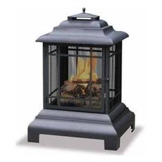 Large Outdoor Firehouse Fire Pit