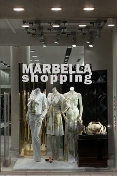 Marbella Shopping