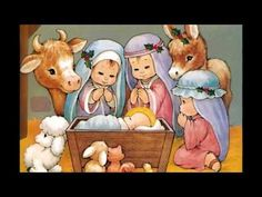 Jesus's nativity * By Ruth Morehead - Desktop Nexus Wallpapers Christmas Nativity, Noel Christmas, A Christmas Story, Vintage Christmas, Christmas Crafts, Christmas Ornaments, Christmas History, Christian Christmas, Christmas Clipart