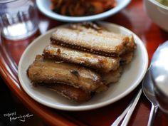 군포 시골집 - 맛있는 갈치구이를 배부르게 먹을 수 있는 시골밥상
