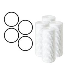 Pelican Water 10 in. 5 Micron Sediment Replacement Filter (4-Pack)-PC40 - The Home Depot
