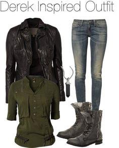 teen wolf wardrobe | teen wolf #fall #fashion | Fashion loves!