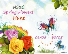 NS2C Spring Flowers Hunt