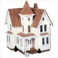 Greenleaf Dollhouses Fairfield Dollhouse Kit - 8015