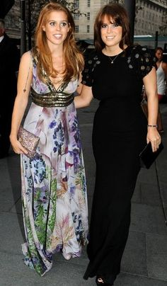 Princess Eugenie and Princess Beatrice:
