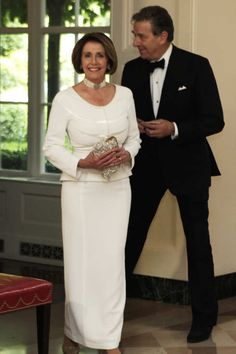 Fashion News Roundup: Nancy Pelosi In Vintage Mugler, Alejandro Ingelmo Doing E-Commerce and Karl's New Project Older Women Fashion, Sexy Older Women, Sexy Women, Nancy Pelosi Young, Fashion News, Girl Fashion, Womens Fashion, Cult Of Personality, Sartorialist