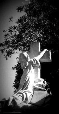 Fotografìa tomada por mi en Cementerio N 1 Cerro Panteòn, Valparaiso, Chile.