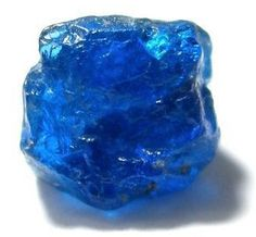 ~ Hauyne is a rare mineral and typically occurs as minute crystals under 5mm across. It is best known for its striking blue color - one of the most intense of all blue gemstones. ~