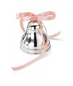 Campana piccola carillon in argento con nastro rosa bimba... https://www.amazon.it/dp/B01M6ZET7M/ref=cm_sw_r_pi_dp_x_lNIcyb0SNGBZQ