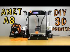 In this video I go through the basics on using the Anet A8 DIY 3D printer kit from Greabest.com as well as some tips, tricks and upgrades that you can do to ...