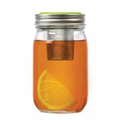 Jarware Mason Jar Tea Infuser Lid