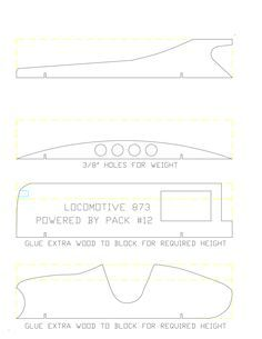 21+ Cool Pinewood Derby Templates - Free Sample, Example Format ...