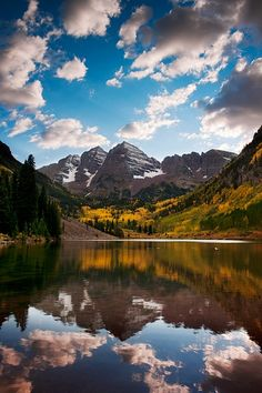 The Rocky Mountains in Colorado are their own reason to visit this majestic state.                                                                                                                                                                                 More