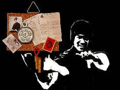 Uathà The Legend of Bruce Lee  Miniatura di PiccoliSpazi su Etsy