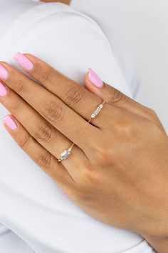 Cute Jewelry, Pearl Jewelry, 14k Gold Ring, Silver Rings, Rose Gold Infinity Ring, How To Wrap Flowers, Hair Skin Nails, Friend Necklaces, Dionysus