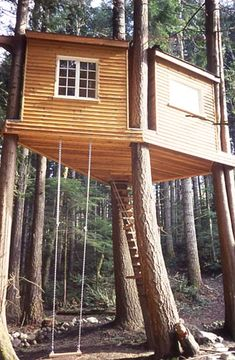 Work At Home Business Opportunities Weblog | He Makes Money Building Tree Houses