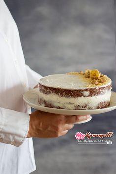 Receta de tarta colibrí o Hummingbird Cake - Blog My Karamelli