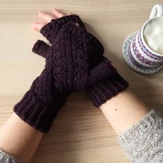 Dalgety Bay Mitts knitting pattern by Littletheorem Knits Lace Patterns, Knitting Patterns, Mirror Image, Fingerless Gloves, Arm Warmers, Knits, That Look, Instagram, Fashion