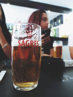 Sagres the best beer - drink on beer (sagres best beer of the world) with…