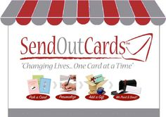 Changing lives, one card at a time! For more info...SendOutCards.com/54994 & see my Facebook page: SOC ROCKS