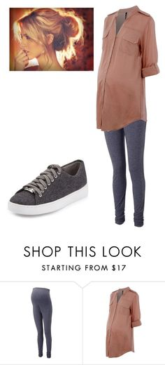 """""""Untitled #11985"""" by iamdreamchaser ❤ liked on Polyvore featuring Amoralia and MICHAEL Michael Kors"""