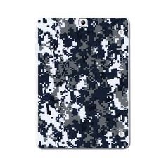Galaxy Tab S2 9.7 Navy Digital Camo Camouflage Case